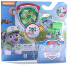 Paw Patrol - Action Pack Pup & Badge - Rocky