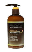 Awesome Natural Hair Care with Organic Fruit Extract Vitamin E & B5 - Conditioner 260ml