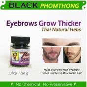 20g Grow Moustache,Beard,Sideburns,Eyebrows Herbal Cream