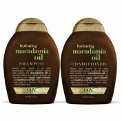 OGX Hydrating Macadamia Oil Shampoo & Conditioner