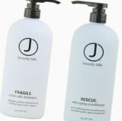 J Beverly HIlls Smooth Anti Frizz Shampoo 470ml