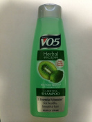 Alberto VO5 Herbal Escapes Clarifying Shampoo Kiwi Lime Squeeze, 370ml