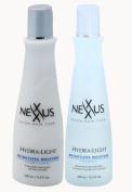 Nexxus Hydralight Weightless Moisture Shampoo & Conditioner, 400ml