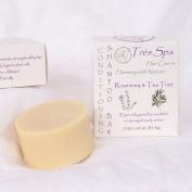 Très Spa Conditioning Shampoo Rosemary & Tea Tree - Solid shampoo bar made with Organic oils