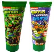 TMNT Ninja Turtle Body Wash + Shampoo
