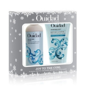 Ouidad Joy to the Curl Set with Conditoner and Gel-Cream