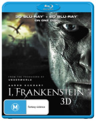I, Frankenstein  [Region B] [Blu-ray]