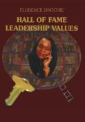Hall of Fame Leadership Values