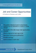 Job And Career Opportunities