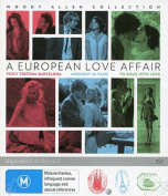 A European Love Affair ,[Region 4]- Vicky Cristina Barcelone, Midnight in Paris and To Rome with Love [Blue-ray]