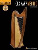 Hal Leonard Folk Harp Method Harp Book/CD