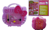 Hello Kitty Face Shape Colouring and Activity Carrying Case