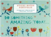 Do Something Amazing Sticky Notes Portfolio