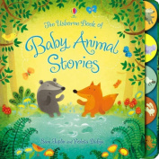 Baby Animal Stories (Tab Board Books) [Board book]