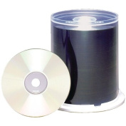 MAXELL 648720 - CDRPW100PKS Printable CD-Rs, 100-ct Spindle;