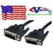 LCD Monitor Video Cable, 3m LCD Monitor Cable, Monitor DVI Cable, DVI to DVI Video Cable,