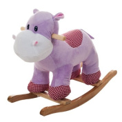 Happy Trails Henrietta the Rocking Hippo