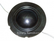 Electro Voice 89222A Factory Speaker Replacement Horn Diaphragm F01U110857, Sentry, and many others