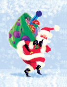 Hi-Look Microfiber Cleaning Cloth - Santa