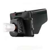 BlackMagic Design Studio HD Camera with MFT Lens Mount, 25cm Viewfinder, Resolutions up to 1080p60, 3G-SDI, XLR Audio, Built-in Talkback, 4 Hour Battery