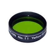 Lumicon Colour / Planetary filter #11 Yellow-Green - 3.2cm # LF1015