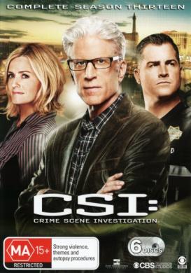 CSI: Season 13