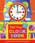 Clock (Tiny Tots Clock Book) [Board book]