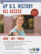 AP(R) U.S. History All Access Book + Online + Mobile (Advanced Placement