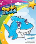 Makit & Bakit Suncatcher Kit-Shark