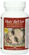 RidgeCrest Herbals Hair Revive Natural Defence Fights Women's Hair Loss Veg Caps 120