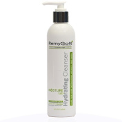 RemySoft Moisturelab Hydrating Cleanser - Safe for Hair Extensions, Weaves and Wigs - Salon Formula Shampoo 240ml - Gentle Sulphate-free Lather
