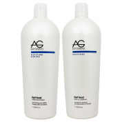"""AG Hair Fast Food Shampoo & Conditioner 950ml Duo """"Set"""""""
