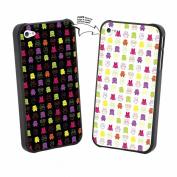 Pangea Mini Domo Lenticular iPhone 4/4S Case