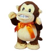 Trade one walkie-talkie Monkey Brown Walsh - key - To - Wood - Monkey-BR
