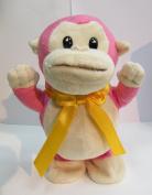 Walkie-talkie Monkey WALKY-TALKY MONKEY (Pink)