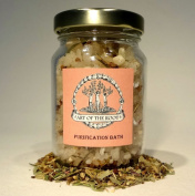 Purification Bath Salts 120ml Hoodoo Voodoo Wicca Pagan