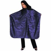 Betty Dain Bleach Proof Cape, Purple