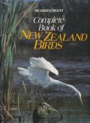 Complete Book of New Zealand Birds [Hardback]