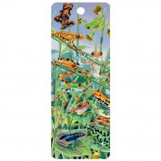 3D Frogs 'Hanging Around'