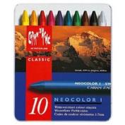 Caran D'ache - NeoColor 1 - 10 Water Resistant Wax Pastels