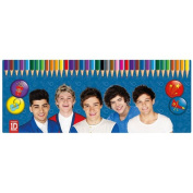 One Direction 50 Piece Colouring Pencils