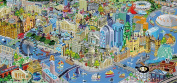 View from the Shard Jigsaw Puzzle