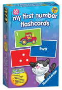 My First Numbers Flash Card Game