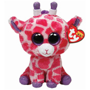 "Beanie Boos - Twigs The Pink Giraffe - 6""/15cm"