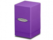 Ultra Pro Satin Tower Purple Deck Box Multi-Coloured