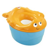 3-in-1 Goldfish Potty - Grows With Your Child!