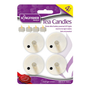 Pack Of 4 Tea Candles