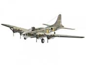 B-17F Memphis Belle 1:48 Scale Plastic Model Kit