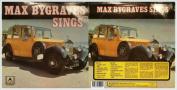 Max Bygraves Sings [LP]