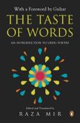The Taste of Words